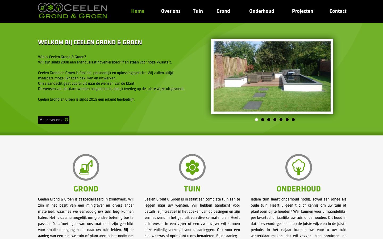 Studio29elf | Ceelen Grond en Groen