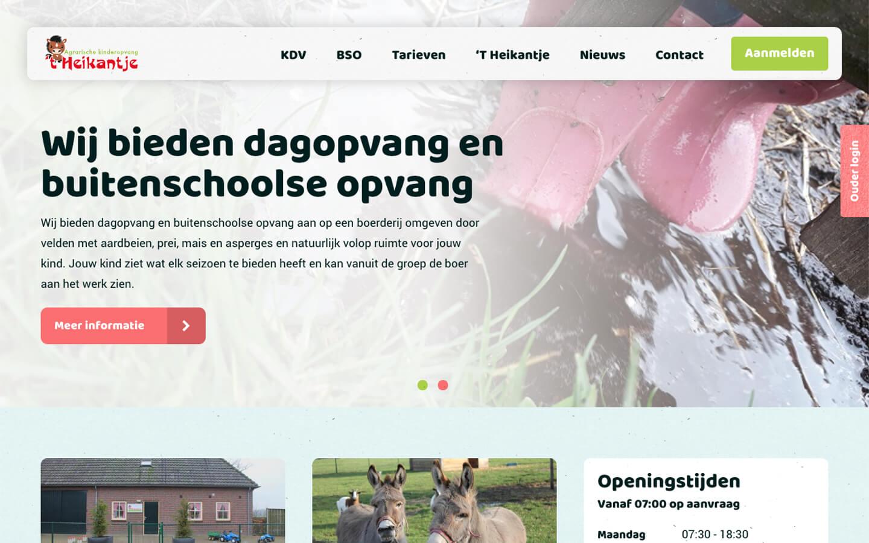 Studio29elf | Kinderopvang 't Heikantje